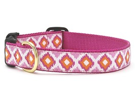 Up Country Pink Crush Dog Collar