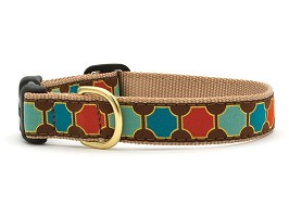 Up Country Morocco Dog Collar