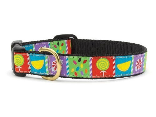 Up Country Sweetie Martingale Dog Collar