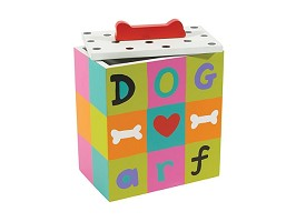 Up Country Arf Dog Treat Box