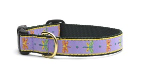Up Country Dragonfly Dog Collar